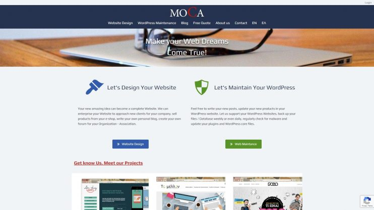Our Works - TheMoca.eu